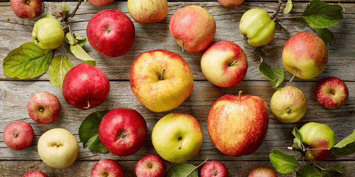 manger des pommes nutrition